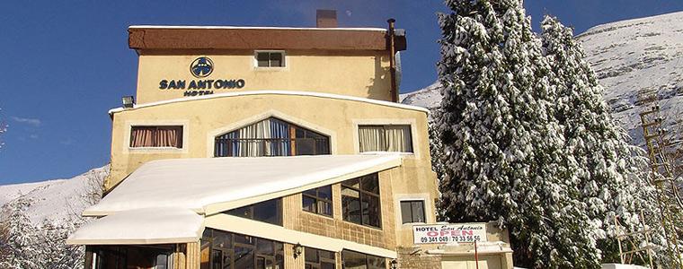 San Antonio Hotel Mzaar Kfardebian Lebanon